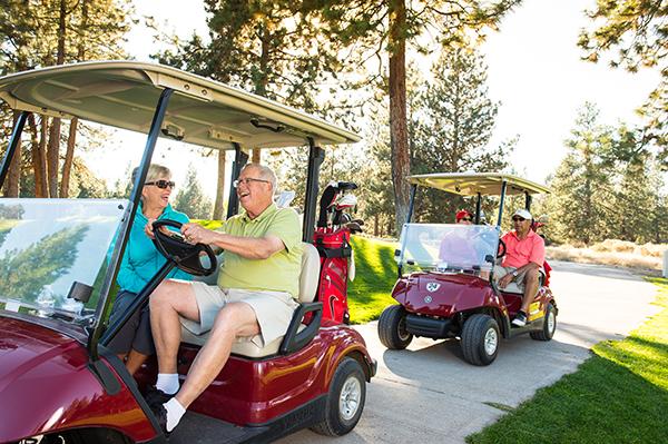 New Power Carts